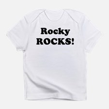 Rocky Rocks! Infant T-Shirt