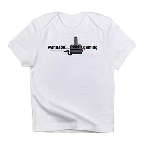 wannabe...gaming Infant T-Shirt