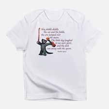 Fiddling Kitty Creeper Infant T-Shirt
