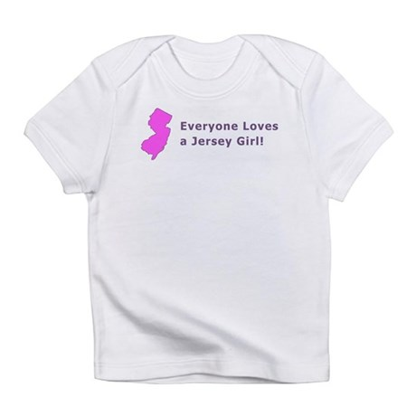 Jersey Girl Creeper Infant T-Shirt