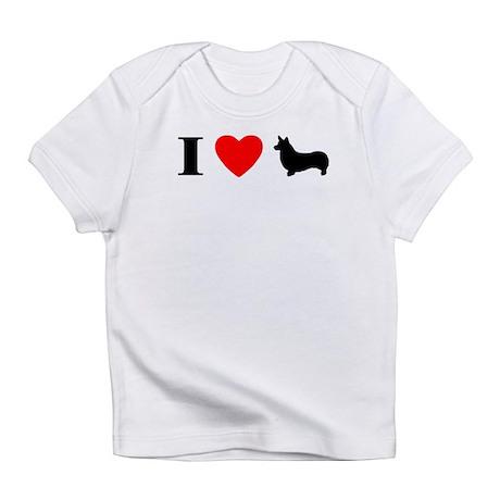 I Heart Pembroke Infant T-Shirt
