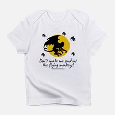 Send Out The Flying Monkeys! Infant T-Shirt