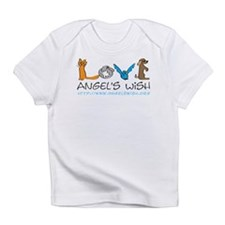 'Love' Onesie Infant T-Shirt