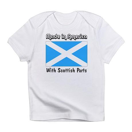 Scottish Parts Infant T-Shirt