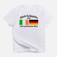 Irish & German Parts Infant T-Shirt