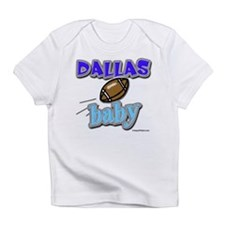 DALLAS baby Infant T-Shirt