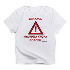 TRIANGLE CHOKE HAZARD Infant T-Shirt