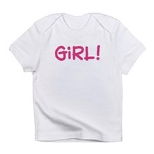 It's a Girl! Creeper Infant T-Shirt