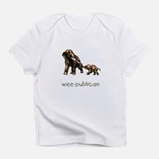 Wee-publican Creeper Infant T-Shirt
