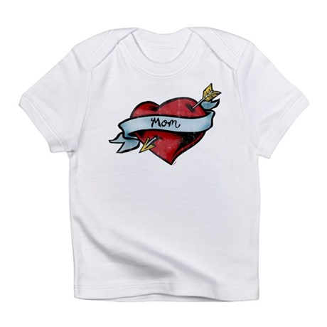 Mom Tattoo Infant T-Shirt