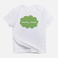 Chubby Cheeks Infant T-Shirt