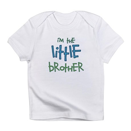 I'm the Little Brother Infant T-Shirt
