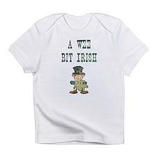 A Wee Bit Irish Infant T-Shirt