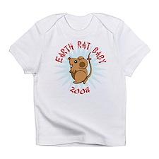 Earth Rat Baby 2008 Infant T-Shirt