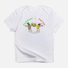 Irish & Polish Creeper Infant T-Shirt