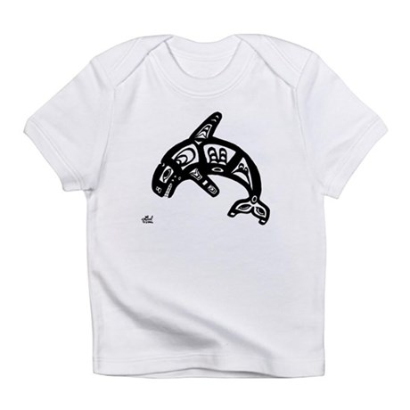 Orca Creeper Infant T-Shirt