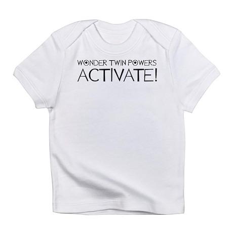 WONDER TWINS Infant T-Shirt