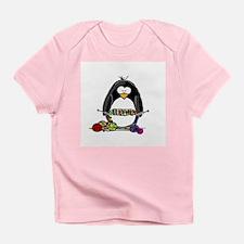 Knitting Penguin Infant T-Shirt