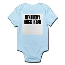 Kentucky Rock Star Infant Bodysuit