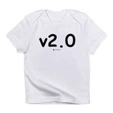 v2.0 - Creeper Infant T-Shirt