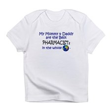Best Pharmacists In The World Infant T-Shirt