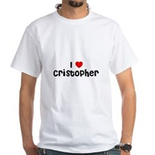 I * Cristopher Shirt