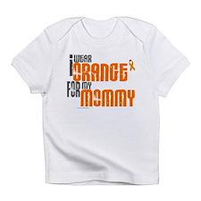 I Wear Orange For My Mommy 6 Infant T-Shirt