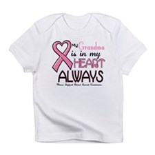 In My Heart 2 (Grandma) PINK Infant T-Shirt