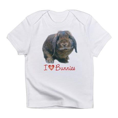 bunny lover Creeper Infant T-Shirt