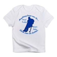 Anything Boys Can Do... Infant T-Shirt