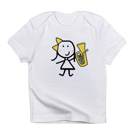 Girl & Baritone Infant T-Shirt