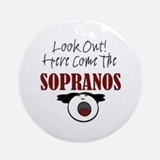 Soprano Ornament (Round)
