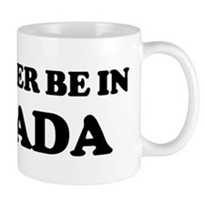 Rather be in Nevada Mug