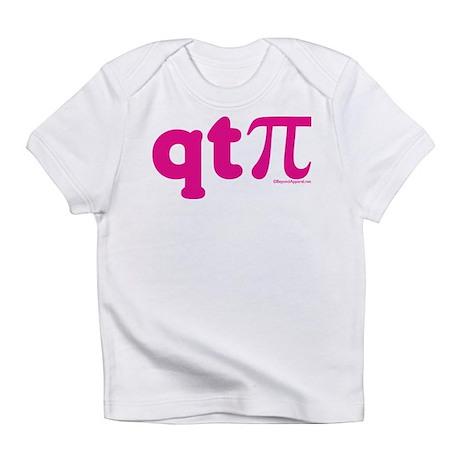 QT Pi-Pink Infant T-Shirt