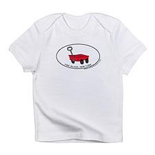 Fire Island Wagon Creeper Infant T-Shirt