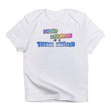 Proud Daughter Infant T-Shirt