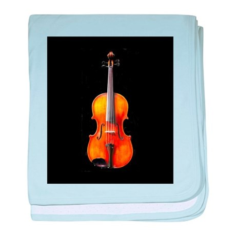 Violin / Viola 2 baby blanket
