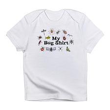 my bug shirt Infant T-Shirt