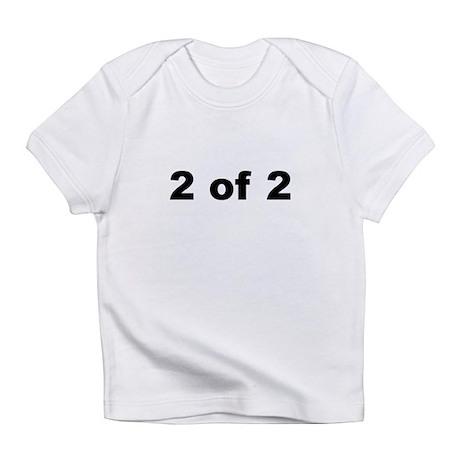 2 of 2/onesie Infant T-Shirt