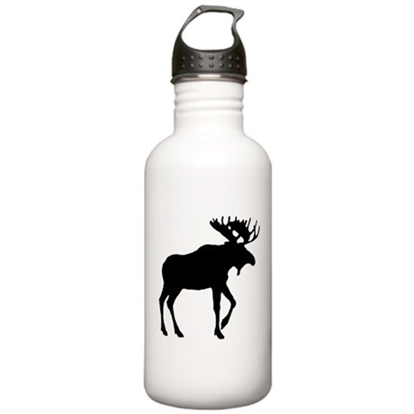 Mountain Cabin Designs Stainless Water Bottle 1.0L