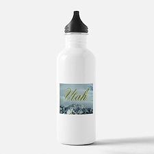 Cute City lakes Water Bottle