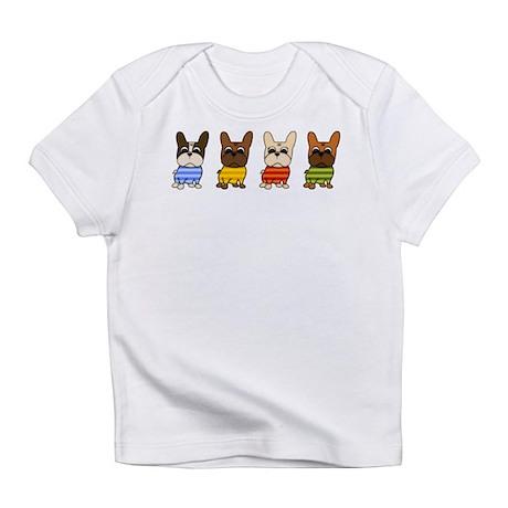 Dressed Lineup Infant T-Shirt