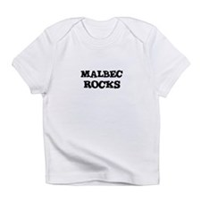MALBEC ROCKS Creeper Infant T-Shirt