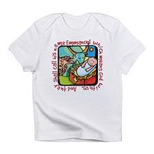 Emmanuel - God with us Creeper Infant T-Shirt