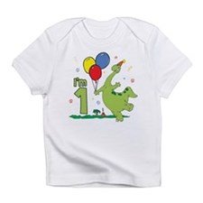 Dino First Birthday Infant T-Shirt
