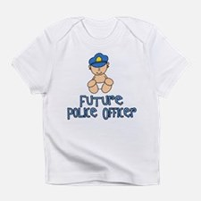 Future Police Baby (tx) Infant T-Shirt