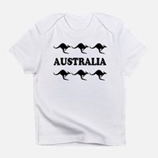 Kangaroos Australia Creeper Infant T-Shirt