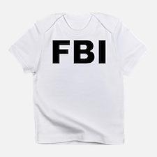 FBI Creeper Infant T-Shirt