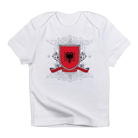 Albania Shield Infant T-Shirt