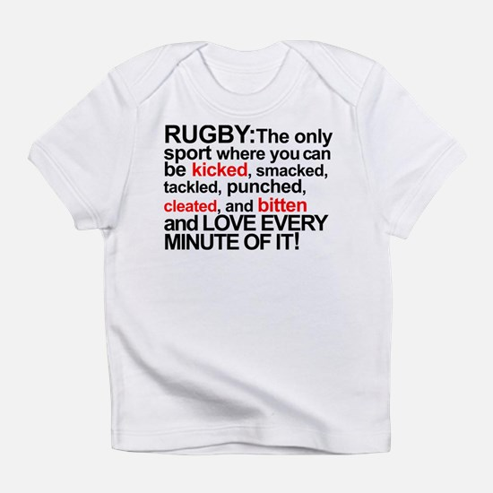 You still play rugby? Infant T-Shirt